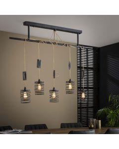 Hanglamp Elevate 5L met verstelbaar touw