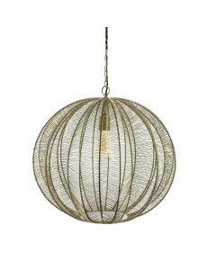 Hanglamp Floss large By-Boo brons metaal