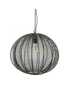 Hanglamp Floss large By-Boo zwart metaal