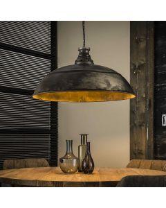 Industriële hanglamp Industry 80cm rond 1L