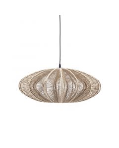 Hanglamp Nimbus naturel By-Boo 60 cm doorsnee