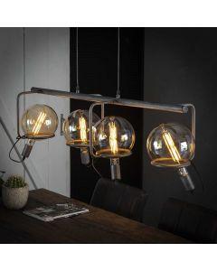 Hanglamp industrieel 4L saturn