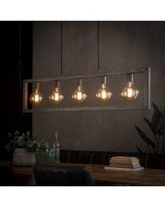 Industriële hanglamp Steps 5L