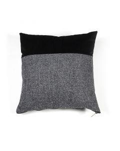 Kussen Nett Black-antracite  By-Boo 45 x 45