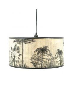 Morita hanglamp Large By-Boo 60 cm doorsnee bamboe