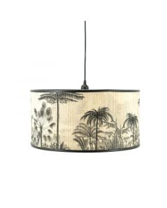 Morita hanglamp small By-Boo 50 cm doorsnee bamboe