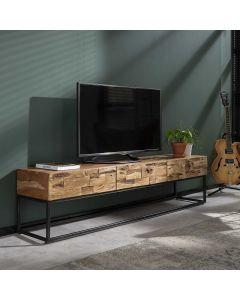 Sfeerfoto Tv meubel Mill 3 lades 180 cm
