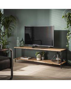 Tv-meubel natural Edge 150 cm breed