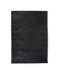 Vloerkleed Madam By-Boo zwart 160 x 230