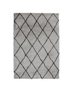 Vloerkleed Rox grijs By-Boo 160 x 230