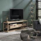 Tv meubel Sahara 140 cm breed sfeerfoto